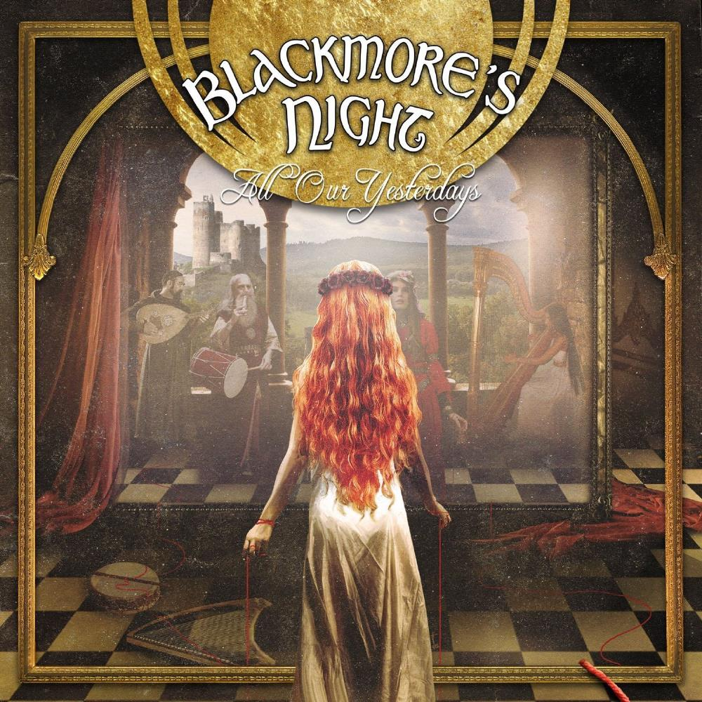 Blackmore's Night All Our Yesterdays album cover
