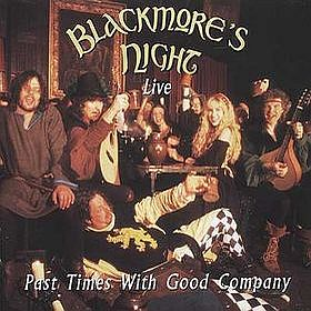 Blackmore's Night Past Times With Good Company  album cover