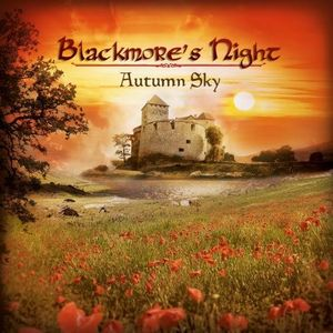 Blackmore's Night Autumn Sky album cover