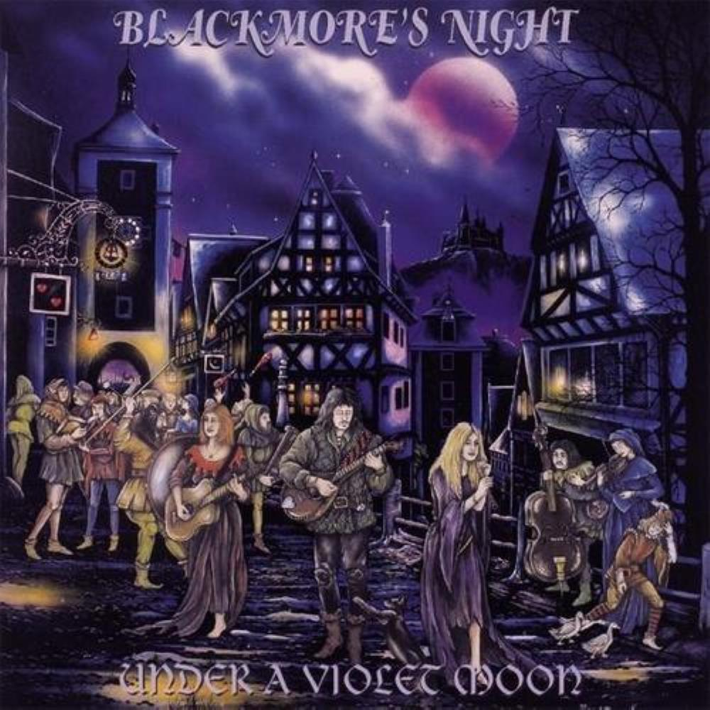 Blackmore's Night - Under A Violet Moon CD (album) cover