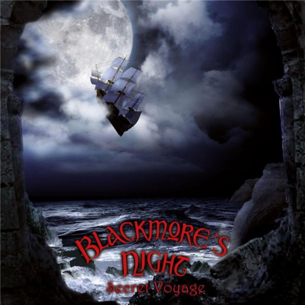 Blackmore's Night - Secret Voyage CD (album) cover