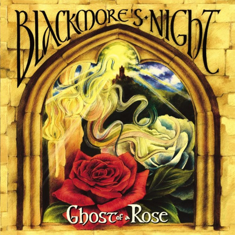 Blackmore's Night - Ghost Of A Rose CD (album) cover