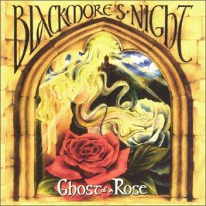 Blackmore's Night Ghost Of A Rose album cover