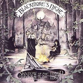 Blackmore's Night - Shadow Of The Moon CD (album) cover