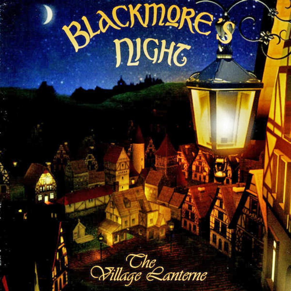 Blackmore's Night - The Village Lanterne CD (album) cover