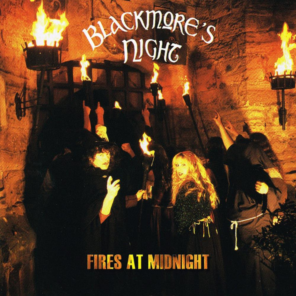 Blackmore's Night - Fires At Midnight CD (album) cover