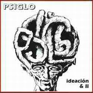 Psiglo Ideacion & II album cover