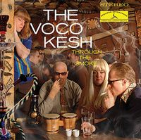 The Vocokesh Through The Smoke album cover