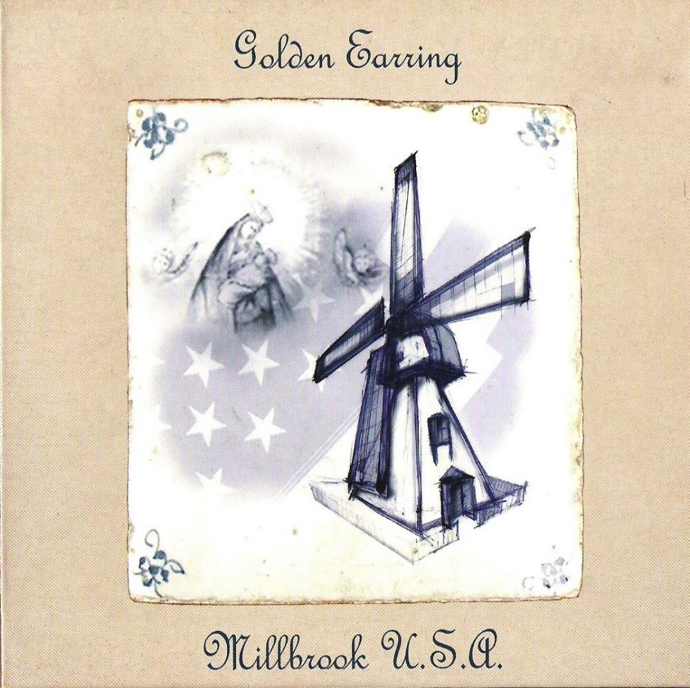Golden Earring Millbrook U.S.A. album cover