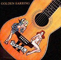 Golden Earring Naked II album cover