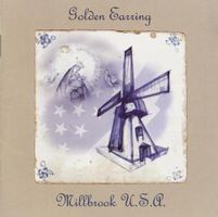 Golden Earring Milkbook U.S.A. album cover