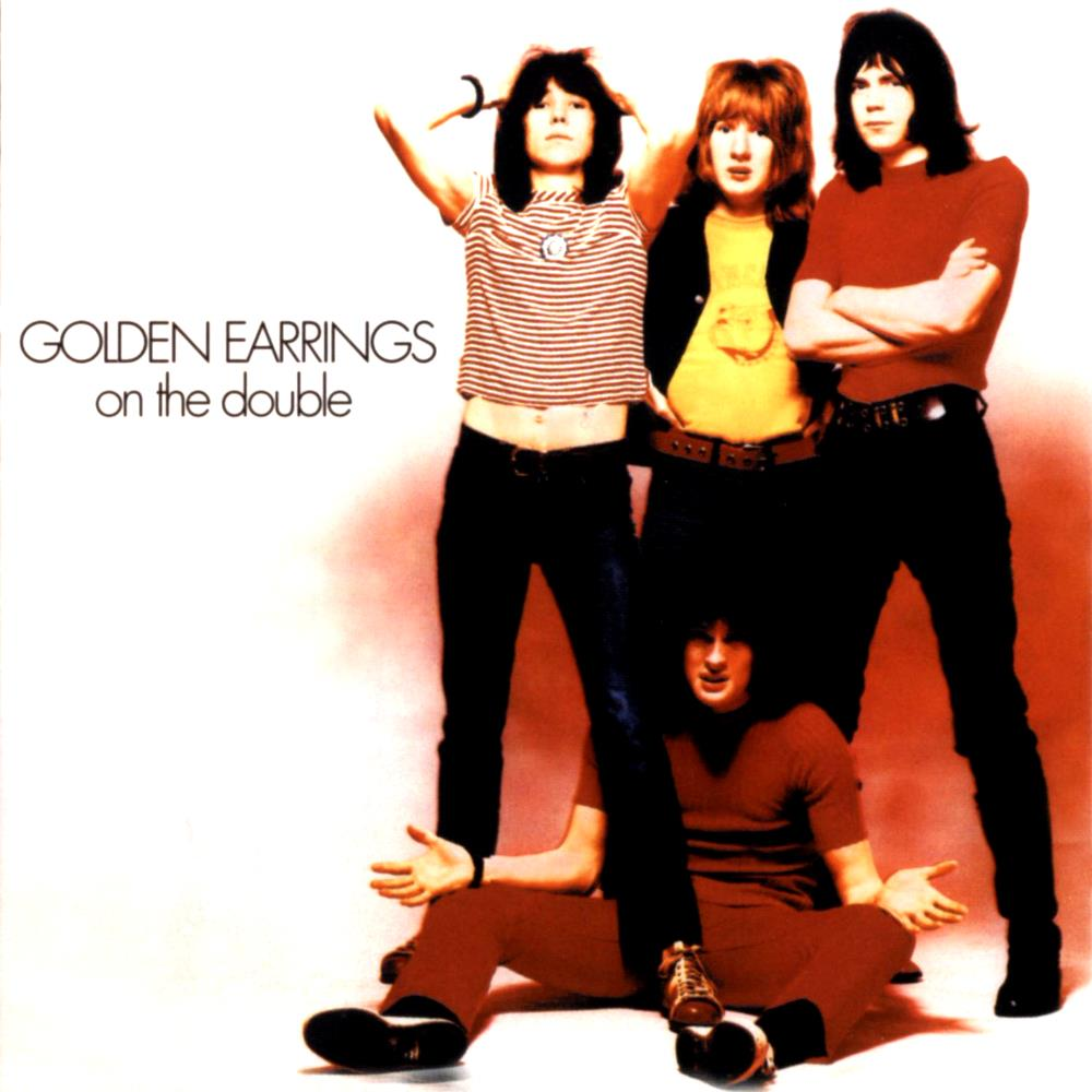 Golden Earring - On The Double CD (album) cover
