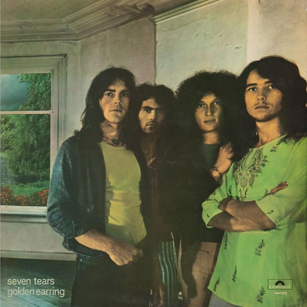 Seven Tears by GOLDEN EARRING album cover