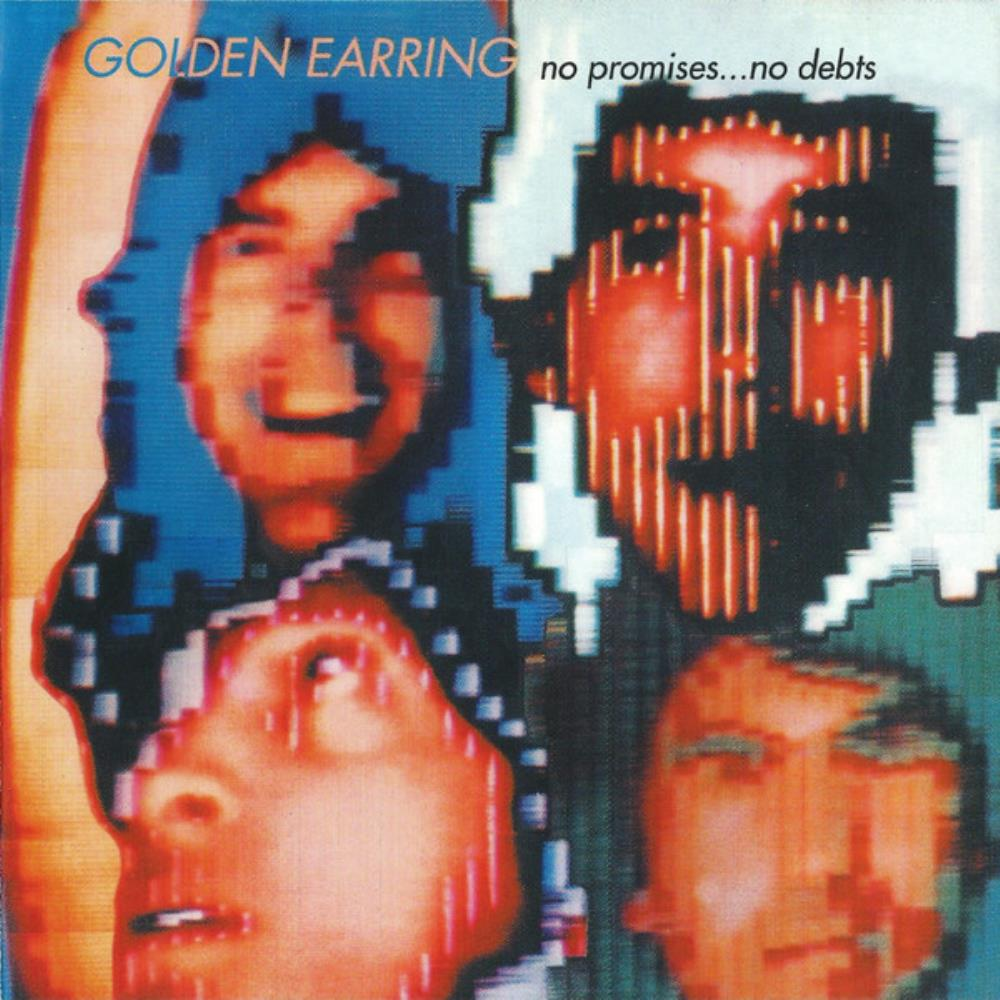 No Promises ... No Debts by GOLDEN EARRING album cover