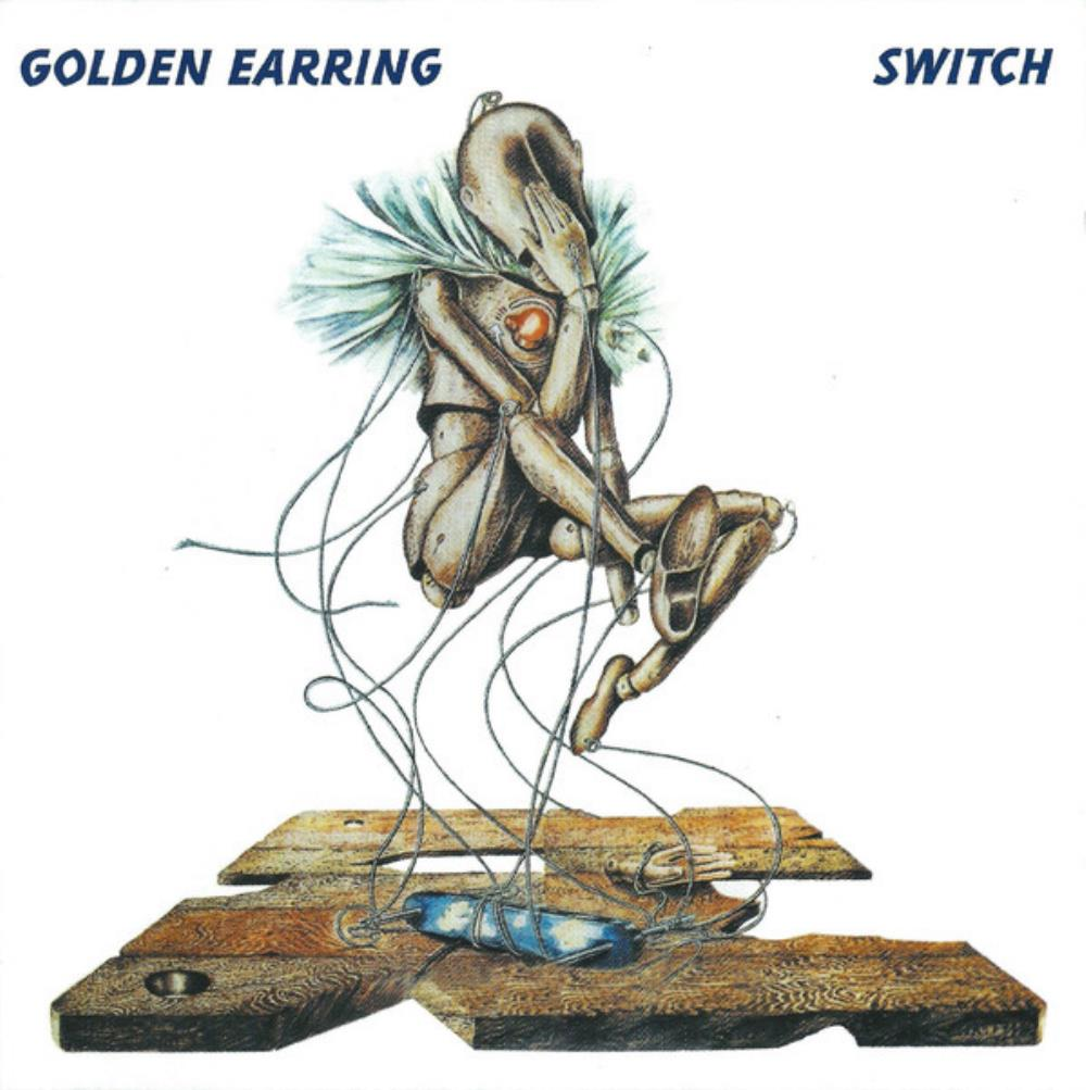 Golden Earring - Switch CD (album) cover
