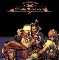 Golden Earring Bloody Buccaners album cover