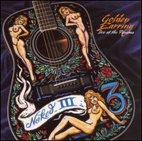 Golden Earring Naked III Live in Panama album cover