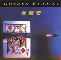Golden Earring - Cut CD (album) cover