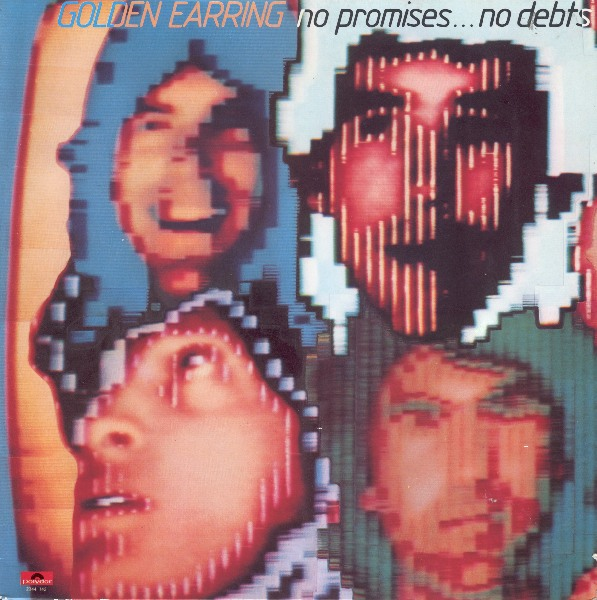Golden Earring No Promises... No Debts album cover