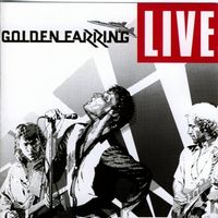 Golden Earring - Live CD (album) cover