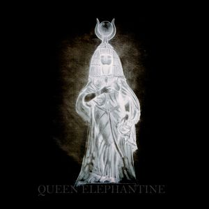 Queen Elephantine Kailash album cover