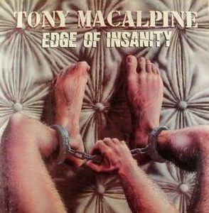 Tony MacAlpine - Edge Of Insanity CD (album) cover