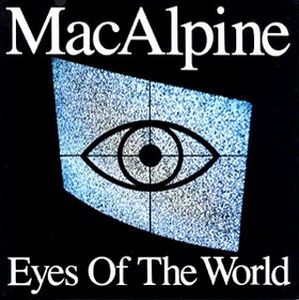 Eyes of the World by MACALPINE, TONY album cover