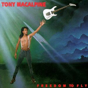 Freedom To Fly by MACALPINE, TONY album cover