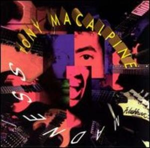 Tony MacAlpine - Madness CD (album) cover
