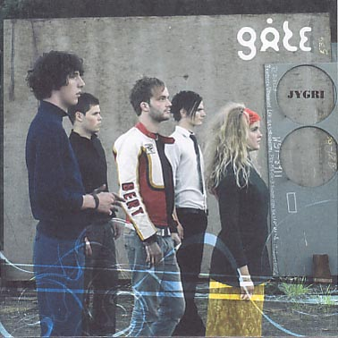 Gåte Jygri album cover