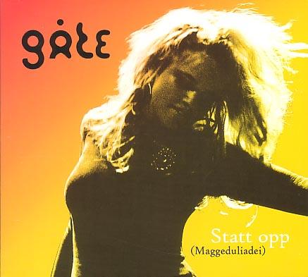 Statt Opp (Maggeduliadei) by GÅTE album cover