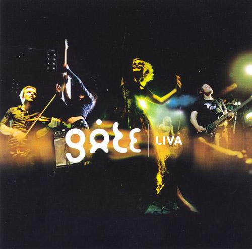 Liva by GÅTE album cover