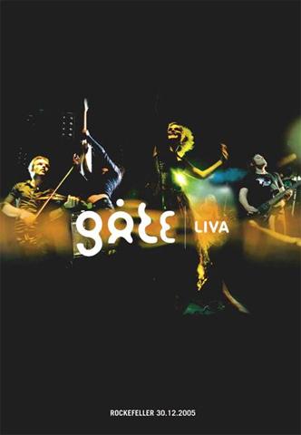G�te Liva album cover