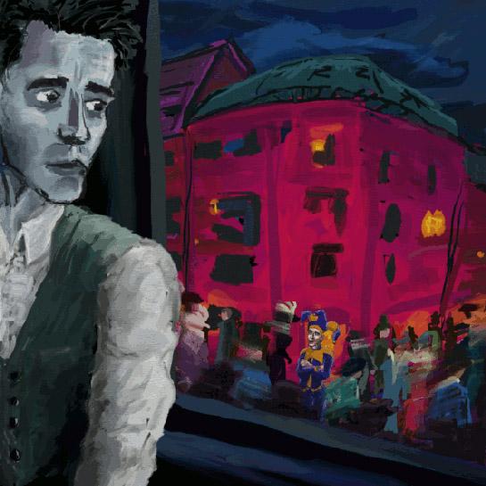 Tai blizko do samia nebosvod (Тъй близко до самия небосвод) by IVANOV, VELISLAV album cover