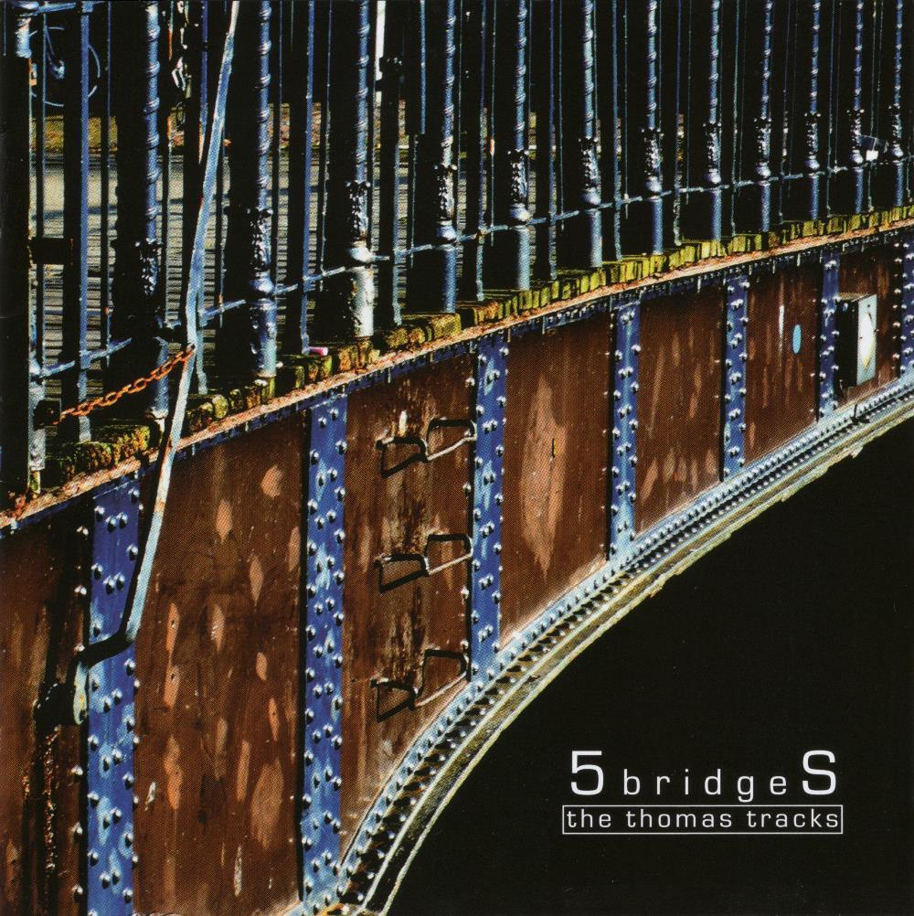 The Thomas Tracks by 5BRIDGES album cover