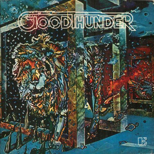 Good Thunder by GOODTHUNDER album cover