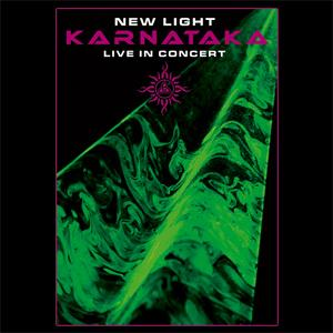 Karnataka New Light Live in Concert album cover