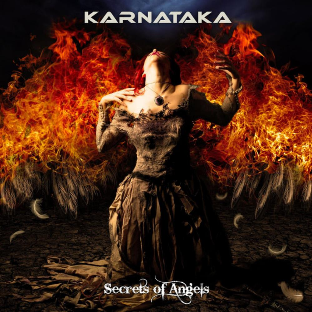 Karnataka Secrets Of Angels album cover