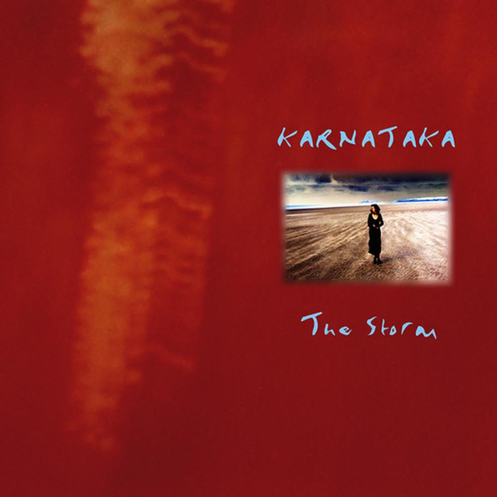 Karnataka The Storm album cover