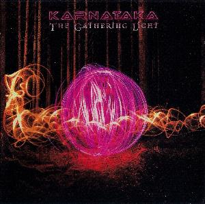 The Gathering Light by KARNATAKA album cover