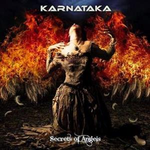 Karnataka - Secrets of Angels CD (album) cover