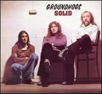 Groundhogs - Solid CD (album) cover
