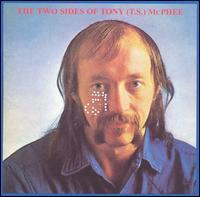 Groundhogs The Two Sides of Tony (T.S) McPhee album cover