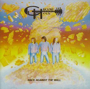 Back Against The Wall by GROUNDHOGS album cover