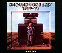 Groundhogs The Groundhogs Best 1969-72 album cover