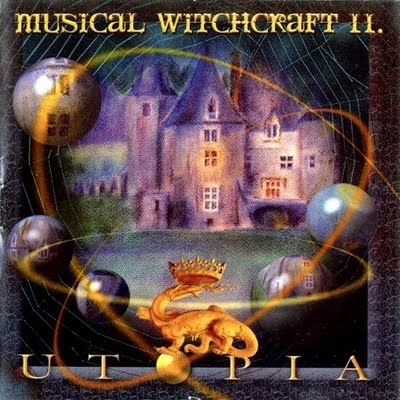 Musical Witchcraft II - Utopia by KOLLÁR, ATTILA album cover
