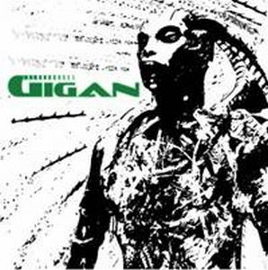The Footsteps Of Gigan by GIGAN album cover