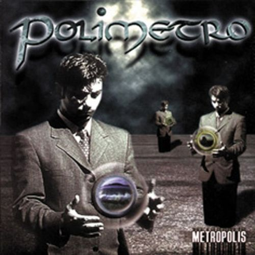 Metrópolis by POLIMETRO album cover