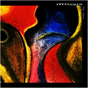 Miosis - Albedo Adaptation CD (album) cover