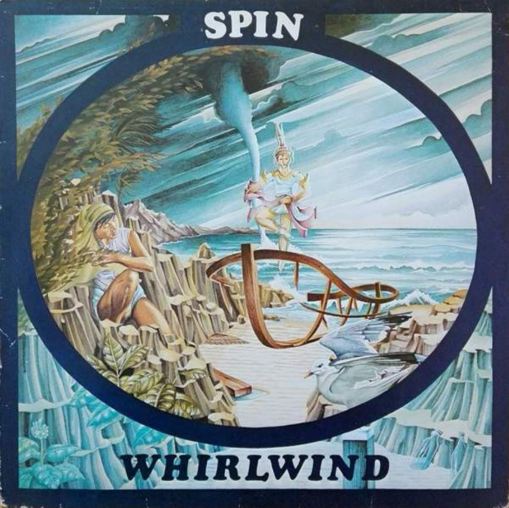 Whirlwind by SPIN album cover